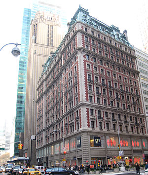 The Knickerbocker Hotel (Manhattan) - Image: Knickerbocker Hotel jeh