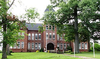 Knoxville College - McKee Hall