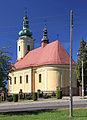 Kościół św. Michała Archanioła w Krzyżowicach 1.JPG
