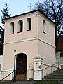 Kościół klasztorny reformatów, ob. par. pw. św. Mikołaja, 2 poł. XVIII Łabiszyn10.JPG