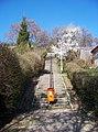 Kobylisy, Na pěšinách, schodiště mezi domy č. o. 10 a 12 (01).jpg