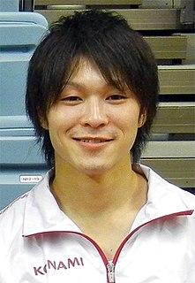 Kōhei Uchimura Japanese gymnast