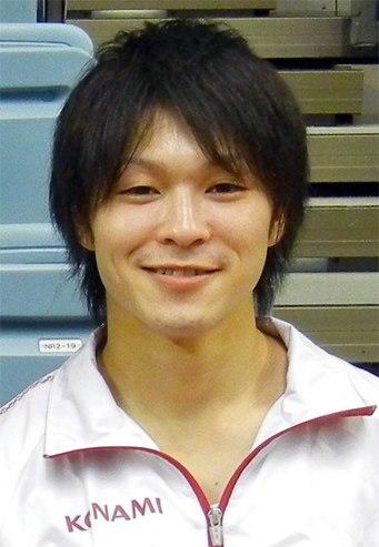 Kohei Uchimura (2011)