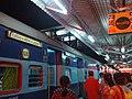 Kolkata Haldibari Intercity Express - SLR Ladies coach.jpg