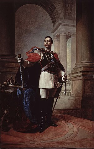 Museo Nacional de San Carlos - Image: Koner Max Bublitz Retrato do Imperador da Alemanha Guilherme II, 1904