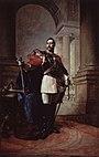 Koner Max Bublitz - Retrato do Imperador da Alemanha Guilherme II, 1904.jpg
