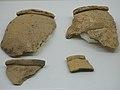Korean-style plain coarce pottery pieces from Yoshinogari Site.jpg
