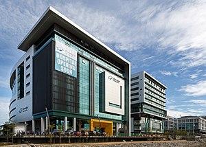 Gleneagles Kota Kinabalu Hospital - Image: Kota Kinabalu Sabah Gleneagles Hospital 01