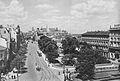 Krakowskie Przedmieście widok w kierunku placu Zamkowego przed 1939.jpg
