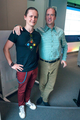 Krist Novoselic with Aleks Korolko.png