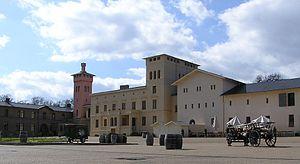 Bornstedt Crown Estate - Courtyard