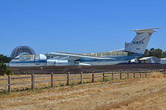 Kuiper Airborne Observatory - Kuiper Airborne Observatory in 2016