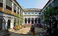 Kundu Chaudhury Mansion with Courtyard - Mahiari - Howrah 2014-11-09 0439-0441.TIF