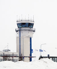 Kuopio Airport New Tower.jpg