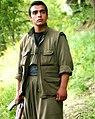 Kurdish PKK Guerilla (11466898893).jpg