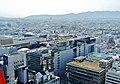 Kyoto Kyoto Tower Panoramablick 25.jpg