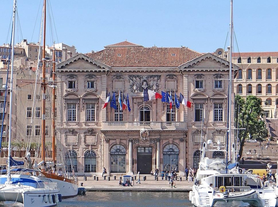 L%27H%C3%B4tel de Ville (Marseille) (14181557102)