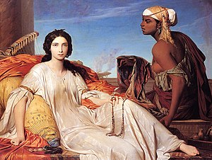 Esther or Odalisque