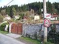 Lštění, Nad tratí, z Grégrovy.jpg
