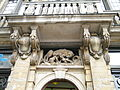 La Louve (she-wolf) at the Grand Palace, Brussels, Belgium - Stierch - B.jpg