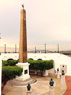 La Plaza de Francia en El Casco Antiguo.JPG