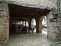 La Romieu - Restaurants sous les arcades - panoramio.jpg