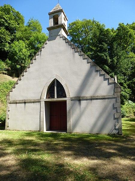 La chapelle notre dame de lourdes