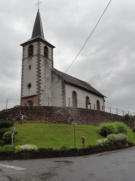 Lachapelle (M-et-M) église
