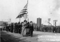 Ladies Voting Assembly of Southern Colorado March in Support of Mother Jones, 1913.png