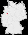 Lage der Stadt Sassenberg in Deutschland.png
