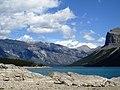 Lake Minniwanka - Banff - panoramio.jpg