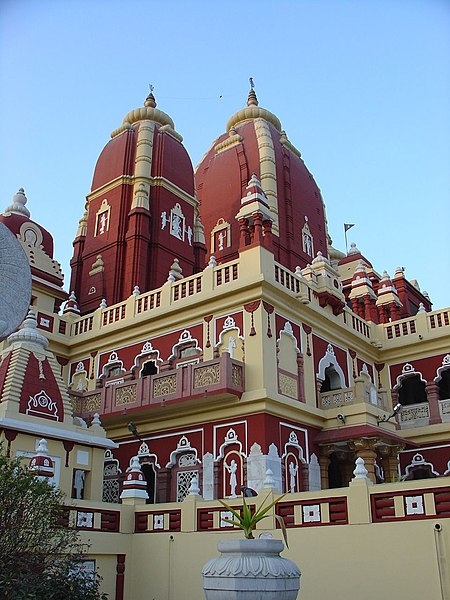 File:Lakshmi Narayan Temple in Delhi.jpg