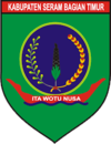 Official seal of East Seram Regency
