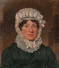 Portrait of Mrs. Ben Marshall