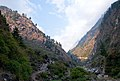 Landscapes near Dharapani - Annapurna Circuit, Nepal - panoramio.jpg