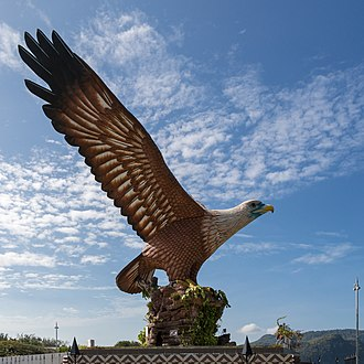 Langkawi - Dataran Helang (Eagle Square)