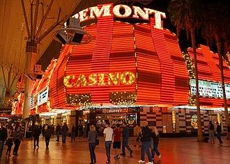Fremont Street - Fremont Hotel & Casino, Las Vegas