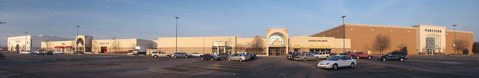 Laurel Park Place East Entrance