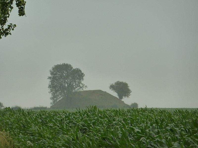 Tumulus d'Herstappe, Lauw, Tongeren, Belgique