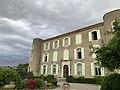 Le Château de Saint-Laurent-Du-Verdon, Ciel Orageux.jpg