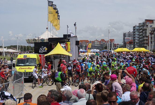 Le Touquet-Paris-Plage - Tour de France, étape 4, 8 juillet 2014, départ (C16).JPG
