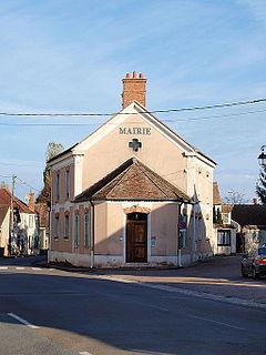 Le Vaudoué Commune in Île-de-France, France