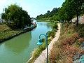 Le canal de Garonne à Agen.jpg