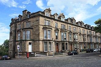 John Chesser (architect) - Learmonth Terrace in Edinburgh's West End