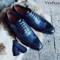 Leather soled shoes - Made-to-order shoes (patina).png