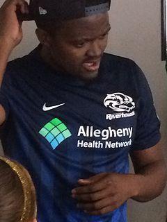 Lebogang Moloto South African association footballer