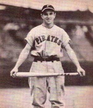 Lee Handley - Image: Lee Handley 1940 Play Ball card