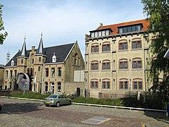 Leeuwarden Blokhuispoort 40 Voormalige Gevangenis Blokhuispoort