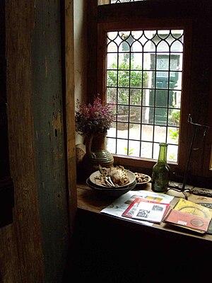 Leiden American Pilgrim Museum - Interior