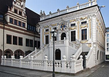 Handelsbörse Leipzig